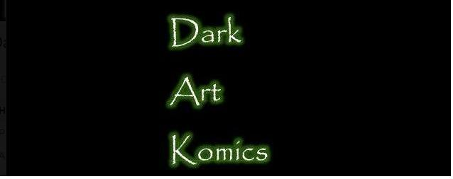 Dark Art Komics Logo